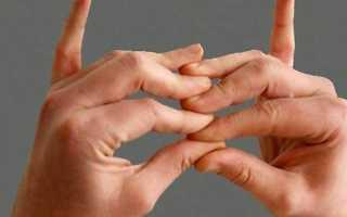 Лигаментит пальца руки лечение в дом условиях