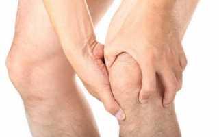 Немеют колени: причины, диагностика, как лечить