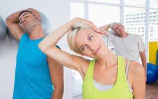 Какие упражнения максимально эффективны для прокачки шеи