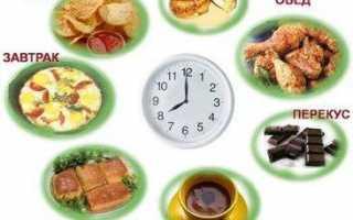 Питание при болезнях позвоночника