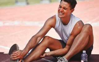 Почему сводит мышцы тела
