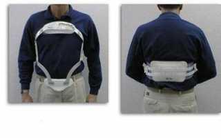Какой правильный корсет выбрать для спины и носить его с удовольствием?