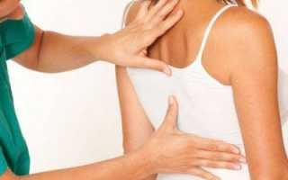 Причины и методы лечения хруста в шейном отделе позвоночника
