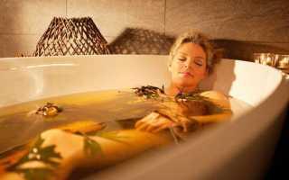Горячая ванна при остеохондрозе шейного отдела позвоночника