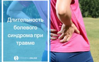 Как лечить травму после падения, если возникают боли в копчике, симптомы и первая помощь