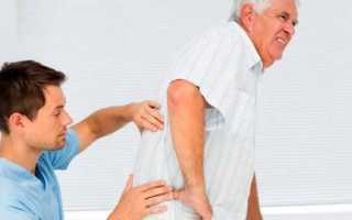 Почему боли в области позвоночника ниже лопаток