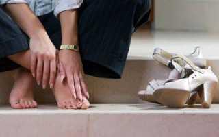 Причины и лечение синдрома гопалана, или почему горят ступни ног?