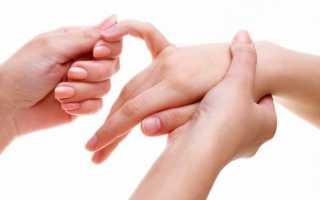 Причины судорог пальцев рук и ног причины и лечение