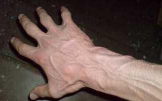 Хиромантия: руки мужчин