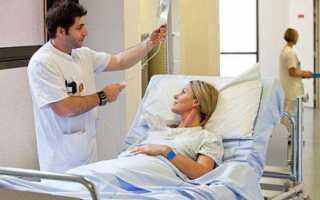 Инфильтрат мягких тканей бедра лечение