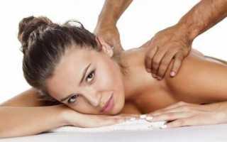 Как делать массаж воротниковой зоны при боли в голове и спине