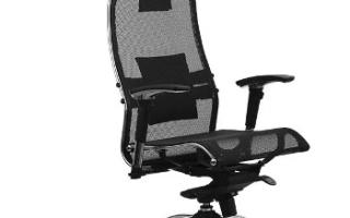 Выбираем стул корректор осанки
