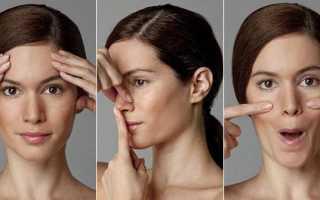 Упражнения для подтяжки мышц лица в домашних условиях: для овала, от морщин, от второго подбородка, от обвисших щек и скул