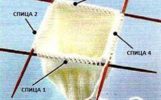 16 способов вязания пяток