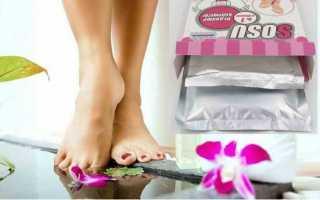 Скраб для ног в домашних условиях: для гладких пяточек!