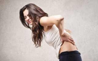 Боли в области живота при остеохондрозе