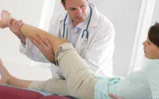 Болит нога после судороги икроножной мышцы что делать