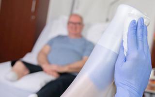 Классификация, симптомы и методы лечения перелома голени