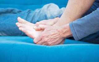 Определяем характер человека по пальцам ног