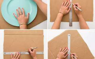 Как сделать коврик из капроновых колготок своими руками