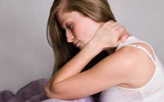 Симптомы и лечение кифоза шейного отдела позвоночника