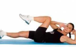 Фитбол при остеохондрозе позвоночника упражнения