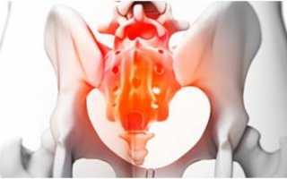 Анатомия и функции крестца