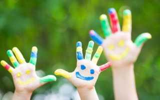Игры и упражнения на развитие мелкой моторики рук у детей в возрасте 3