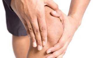 После операции болит колено мышцы