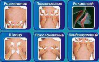 Показания и противопоказания к массажу спины и позвоночника