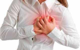 Болит грудь слева и отдает в плечо