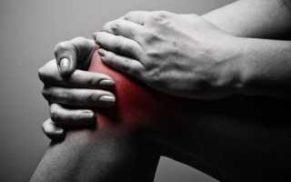 Болит только левая нога