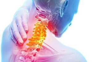 Правила проведения самомассажа при шейном остеохондрозе