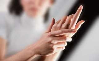 10 причин по которым немеют руки и ноги