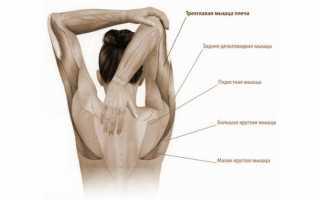 Что делать когда болят руки после тренировки