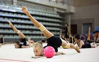 Как развить выворотность ног для художественной гимнастики