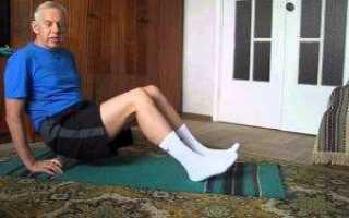 Упражнения при грыжах позвоночника по неумывакину