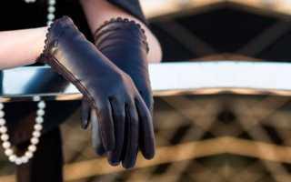 Размеры мужских перчаток: какие бывают и как подобрать?