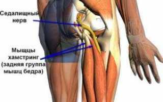Пульсирует в ноге ниже колена
