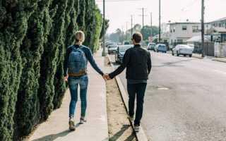 То, как вы держитесь за руки, характеризует ваши отношения