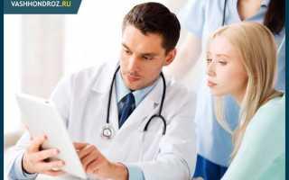 8 упражнений для лечения шейного остеохондроза