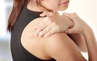 Хруст в плечевом суставе причины симптоматика лечение