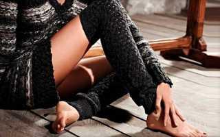 Почему опухло под коленом сзади