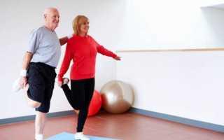 Тренировка для коленных суставов: 10 упражнений из лечебной гимнастики