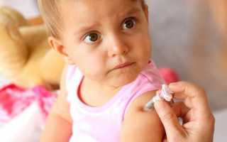 Повышенная температура после введения вакцины от полиомиелита и акдс: что делать