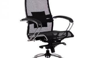 Ортопедические компьютерные кресла: виды и рейтинг лучших
