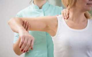 Простой комплекс лфк после перелома плечевого сустава с видео‐разбором движений
